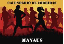 Calendário de Corridas de Manaus 2013